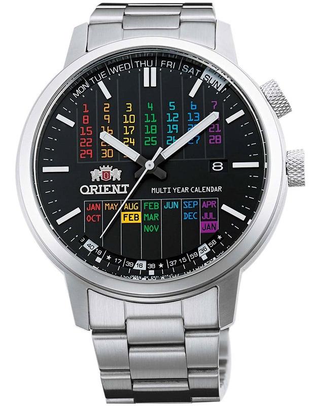 นาฬิกาผู้ชาย Orient รุ่น FER2L003B0, Multi-Year Calendar Automatic