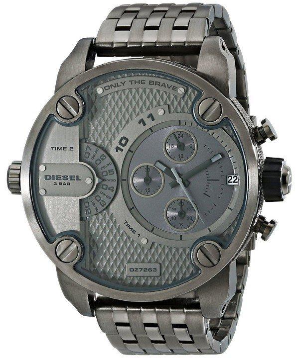 นาฬิกาผู้ชาย Diesel รุ่น DZ7263, SBA Chronograph Dual Time Zone