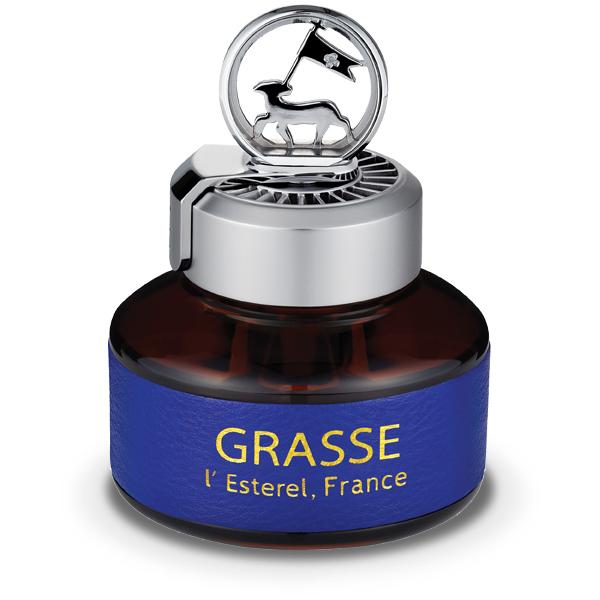 น้ำหอมในรถยนต์ เซตหรูหรา กับชุด GRASSE L'ESTEREL