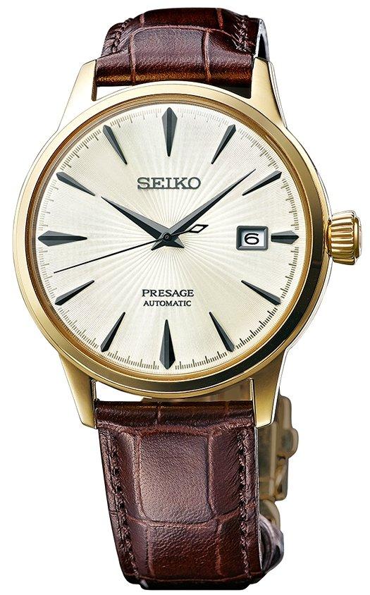 นาฬิกาผู้ชาย Seiko รุ่น SRPB44J1, Presage Cocktail Automatic Japan Made