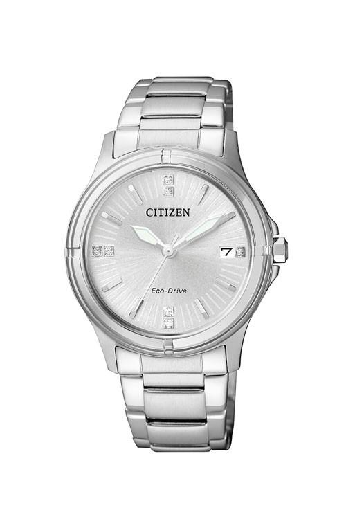 นาฬิกาผู้หญิง Citizen Eco-Drive รุ่น FE6050-55A