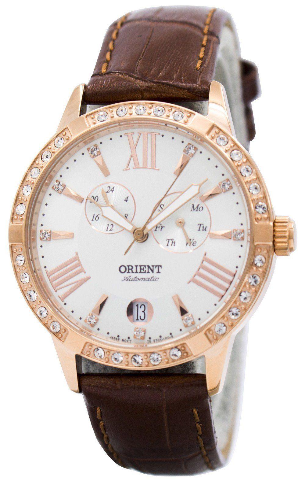นาฬิกาผู้หญิง Orient รุ่น ET0Y002W, Fashionable Automatic
