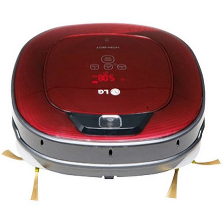 LG Hom-Bot Square VR65713LVM เครื่องดูดฝุ่นอัจฉริยะ