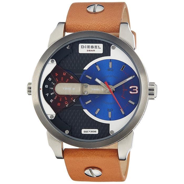 นาฬิกาผู้ชาย Diesel รุ่น DZ7308, Mini Daddy Dual Time Men's Watch
