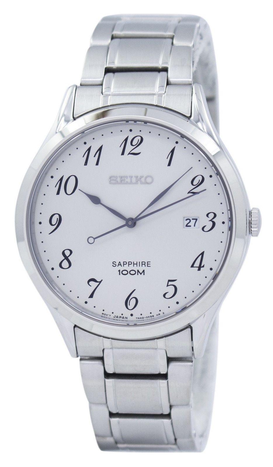 นาฬิกาผู้ชาย Seiko รุ่น SGEH73P1, Quartz