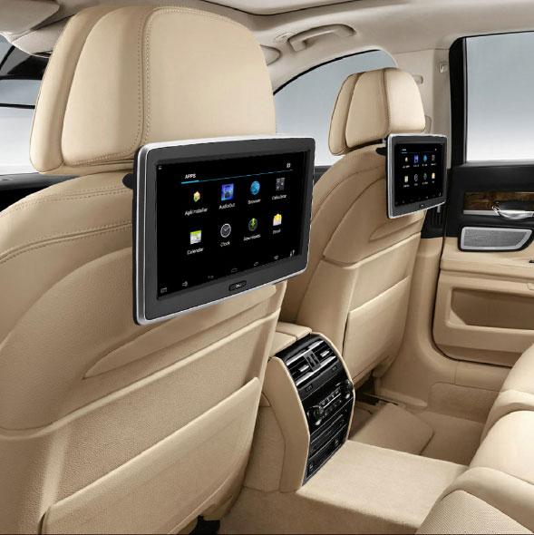 จอหมอนแอนดรอยติดรถยนต์รุ่นล่าสุด Car Entertainment 6.0