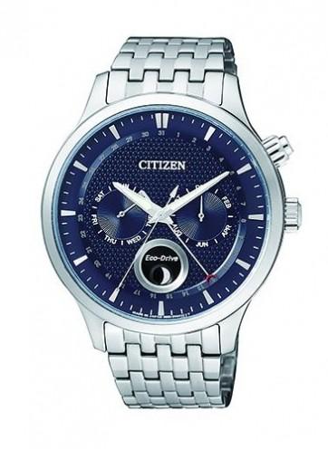 นาฬิกาข้อมือผู้ชาย Citizen Eco-Drive รุ่น AP1050-56L, Moon Phase Japan Sapphire
