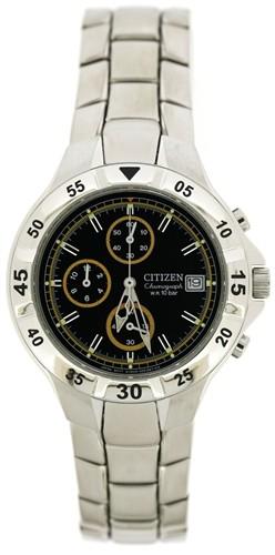 นาฬิกาข้อมือผู้ชาย Citizen รุ่น AN3330-51F, Quartz Chronograph 100m Sports