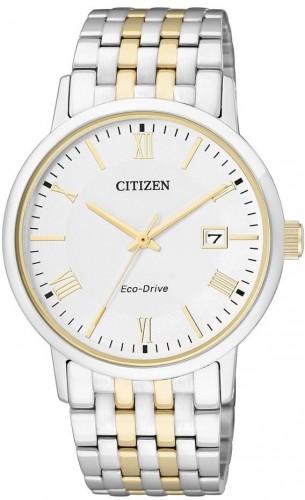 นาฬิกาข้อมือผู้ชาย Citizen Eco-Drive รุ่น BM6774-51A, Dual Tone Sapphire Japan 100m