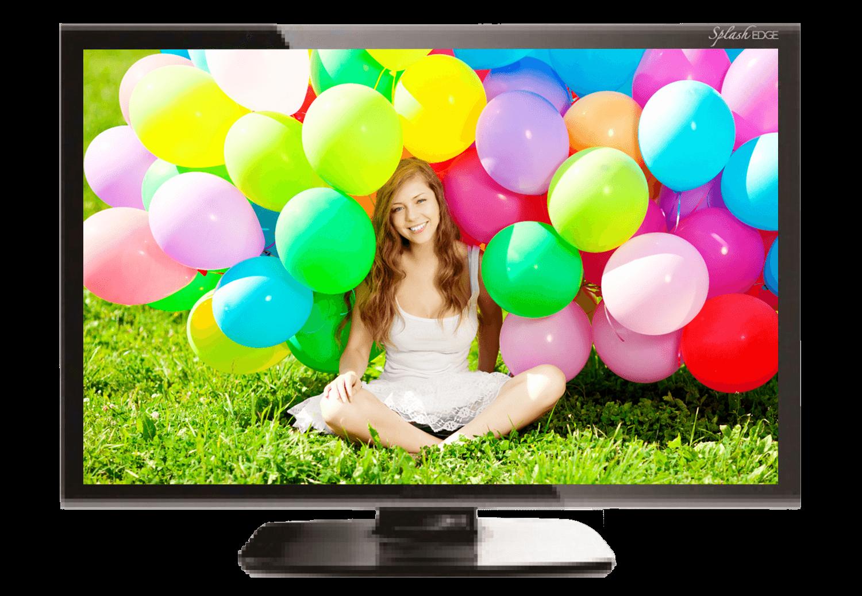 """Alpha LED TV ขนาด 22"""" ราคาพิเศษ"""