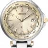นาฬิกาข้อมือผู้หญิง Citizen Eco-Drive รุ่น EC1010-57P, XC Global Radio Controlled Japan Sapphire