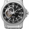 นาฬิกาข้อมือผู้ชาย Seiko รุ่น SSA215J1, Premier Automatic Open Heart Japan Sapphire