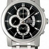 นาฬิกาข้อมือผู้ชาย Orient รุ่น STT0R001B0, Quartz Chronograph Japan Sapphire Sports
