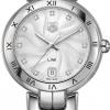 นาฬิกาผู้หญิง Tag Heuer รุ่น WAT1411.BA0954, Link Bracelet Diamond Dial Silver Stainless Steel Quartz Women's Watch