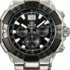 นาฬิกาข้อมือผู้ชาย Orient รุ่น STV00002B0, Enterprise Japan Quartz 100m Sports