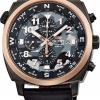 นาฬิกาผู้ชาย Orient รุ่น FTT17003B0, Pilot Chronograph