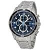 นาฬิกาข้อมือผู้ชาย Citizen Eco-Drive รุ่น CA0349-51L, Super Titanium Blue Dial