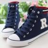 รองเท้าผ้าใบBeierแฟชั่นประดับตัวอาร์