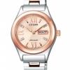 นาฬิกาผู้หญิง Citizen รุ่น PD7166-54W, Automatic Sapphire Japan