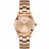 นาฬิกาผู้หญิง Tissot รุ่น T1122103345600, T-Wave Quartz Diamond Ladies Watch