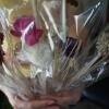 # ดอกไม้กระจายน้ำหอม