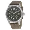 นาฬิกาผู้ชาย Hamilton รุ่น H70595963, Khaki Field Automatic