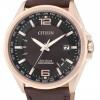 นาฬิกาข้อมือผู้ชาย Citizen Eco-Drive รุ่น CB0018-19W, Global Radio Controlled Sapphire