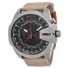 นาฬิกาผู้ชาย Diesel รุ่น DZ4306, Mega Chief GMT