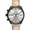 นาฬิกาผู้ชาย Diesel รุ่น DZ4472, Ms9 Chronograph Left hand Crown Men's Watch