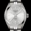 นาฬิกาผู้หญิง Tissot รุ่น T1012104403100, PR 100 Titanium Quartz Lady