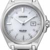 นาฬิกาข้อมือผู้ชาย Citizen Eco-Drive รุ่น BM6930-57A, Super Titanium 100m Sapphire