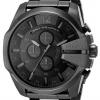 นาฬิกาผู้ชาย Diesel รุ่น DZ4355, Mega Chief Chronograph Black IP Men's Watch