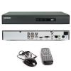DVR TVI แบบ 4Ch + 1 ยี่ห้อ HIKVISION