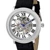 นาฬิกาผู้ชาย Invicta รุ่น INV17243, Invicta Specialty Silver Skeletal Dial Mechanical