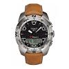 นาฬิกาผู้ชาย Tissot รุ่น T0134204620100, T-touch Expert Titanium Alarm Chronograph Watch