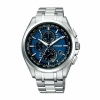 นาฬิกาผู้ชาย Citizen Eco-Drive รุ่น AT8040-57L, ATTESA RADIO CONTROLLED MADE IN JAPAN