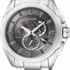 นาฬิกาผู้ชาย Citizen Eco-Drive รุ่น AT0821-59H, Sapphire Chronograph Japan Watch