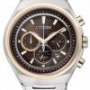 นาฬิกาผู้ชาย Citizen Eco-Drive รุ่น CA4025-51W, Super Titanium 100m Sapphire Chronograph Japan