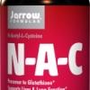 Jarrow Formulas N-A-C, N-Acetyl-L-Cysteine 500 mg 100 Capsules