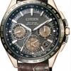 นาฬิกาผู้ชาย Citizen Eco-Drive รุ่น CC9016-01E, ATTESA SATELLITE WAVE F900 TITANIUM