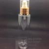 SA180 ml ใส+ปั้มเจลทอง แพคละ 10 ชิ้น
