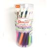 ปากกาลูกลื่น 2 สี เพนคอม Pencom TCP-01