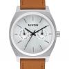 นาฬิกาผู้หญิง Nixon รุ่น A9272310, TIME TELLER DELUXE LEATHER