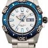 นาฬิกาผู้ชาย Orient รุ่น SEM7R003W8, Automatic 21 Jewels 200m Marine Sporty White Dial