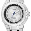 นาฬิกาข้อมือผู้หญิง Citizen Eco-Drive รุ่น EW0930-55A, 100m Super Titanium Sapphire Sports Watch