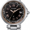 นาฬิกาข้อมือผู้หญิง Citizen Eco-Drive รุ่น EC1010-57X, Promaster Air Global Radio Controlled Sapphire Japan