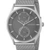 นาฬิกา ชาย-หญิง Skagen Holst Multifunction Mesh รุ่น SKW6172 Unisex Watch