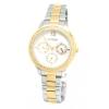 นาฬิกาผู้หญิง Citizen รุ่น ED8154-52D, Swarovski Two Tone Gold Stainless Steel Analog