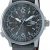 นาฬิกาข้อมือผู้ชาย Citizen Eco-Drive รุ่น BJ7017-09E, Promaster Nighthawk Euro Pilots