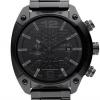 นาฬิกาผู้ชาย Diesel รุ่น DZ4223, Chronograph Black Dial Ion Plated